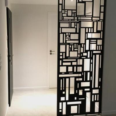 Cloison de séparation métallique - Art Métal Concept