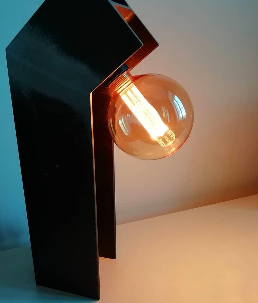 Lampe à poser - Art Métal Concept