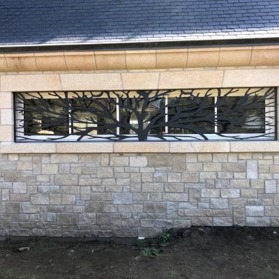 Protection pour fenêtre de sous-sol