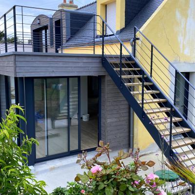 Terrasse - Art Métal Concept